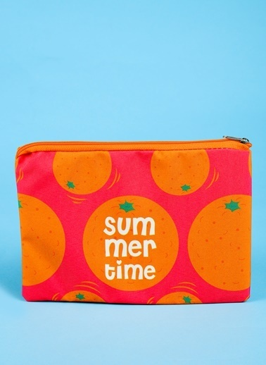 Loves You Summer Time Wet Bikini Bag Oranj